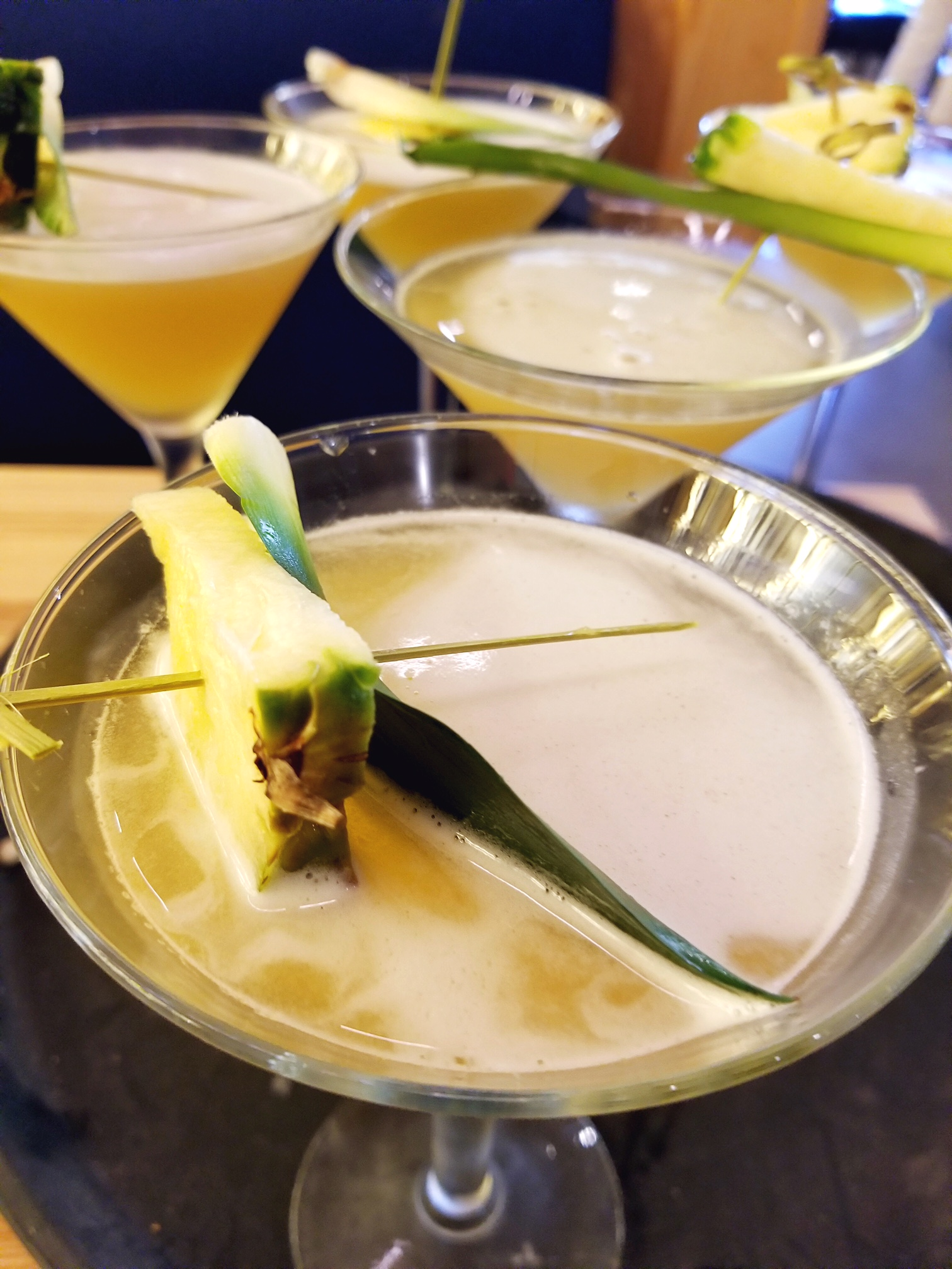 Amorada tequila cocktail recipe: The Pineapple Amortini